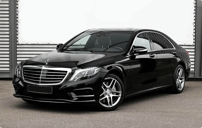 Minsk Luxury Sedans - Mercedes Benz S Class New
